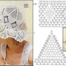 Crochet Sun Hat Patterns