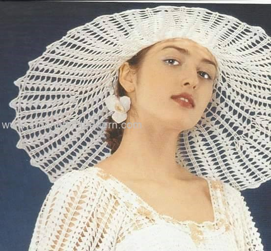 Free Crochet Sun Hat Patterns Archives Page 3 Of 3 Beautiful