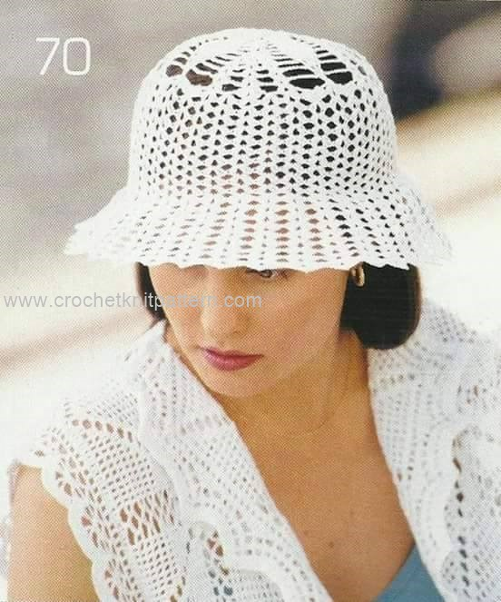 Knit Summer Hat Patterns Free : Crochet Sun Hat Patterns Beautiful Crochet Patterns and Knitting Patterns