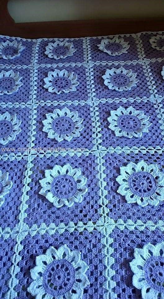 Crochet Bedspread Patterns Part 2 Beautiful Crochet ...