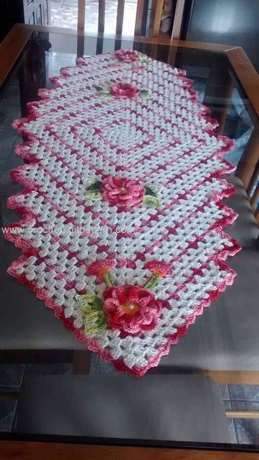 Home Decor Crochet Patterns Part 19 Beautiful Crochet