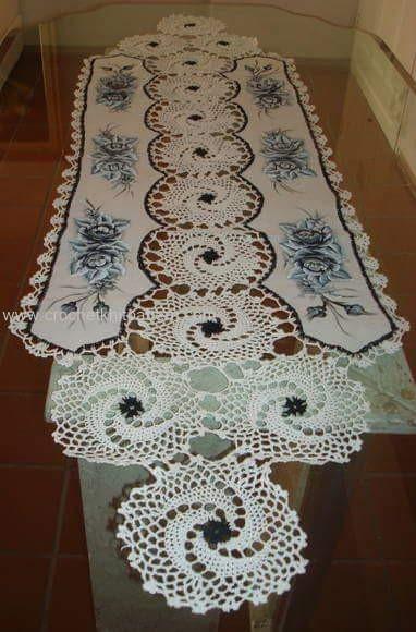 Home Decor Crochet Patterns Part 19     Beautiful Crochet ...