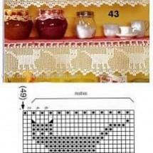 Lace Edging Crochet Patterns Part 5