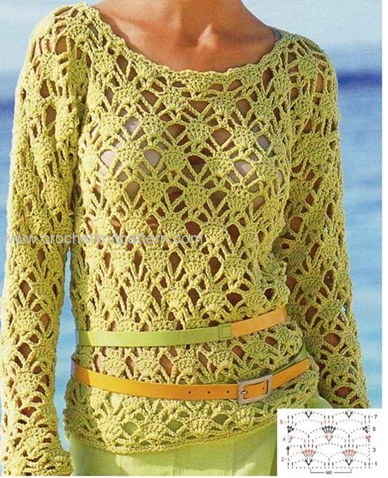 New Woman?s Crochet Patterns Part 15 Beautiful Crochet Patterns ...