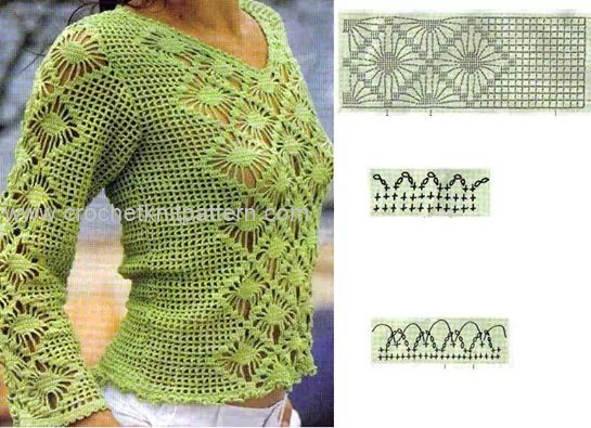 New Woman\'s Crochet Patterns Part 15 - Beautiful Crochet Patterns ...