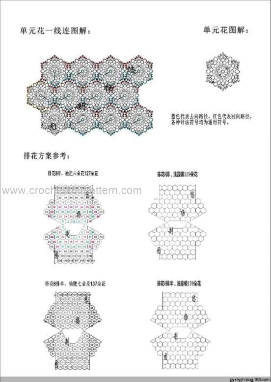 24 May 2016 Beautiful Crochet Patterns and Knitting Patterns