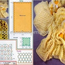 Baby Crochet Patterns Part 13