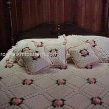 Crochet Bedspread Patterns Part 4