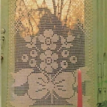 Crochet Curtain Patterns