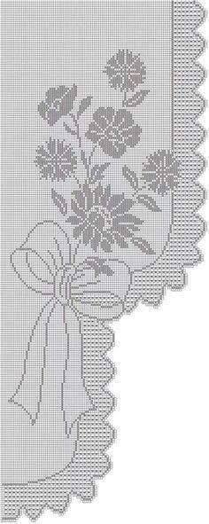 Crochet Curtain Patterns Beautiful Crochet Patterns And Knitting