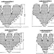 Crochet Patterns – Examples Part 5