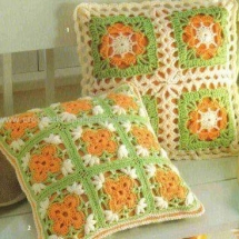 Crochet Pillow Patterns Part 4