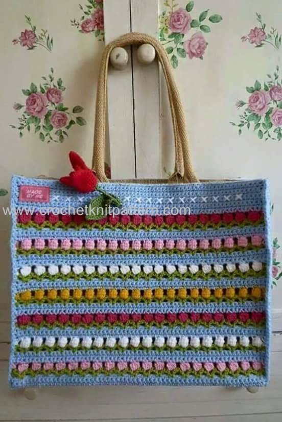 Crochet Bag Patterns 2016 Archives - Page 2 of 7 ...