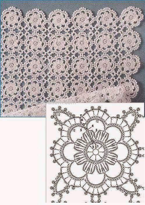 Home Decor Beautiful Crochet Patterns And Knitting Patterns