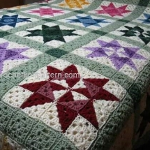 Home Decor Crochet Patterns Part 28