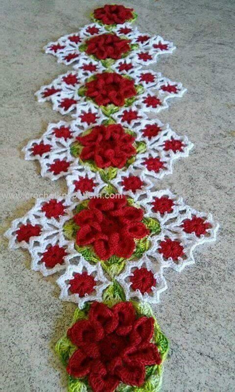 Home Decor Crochet Patterns Part 28