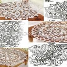 Home Decor Crochet Patterns Part 29