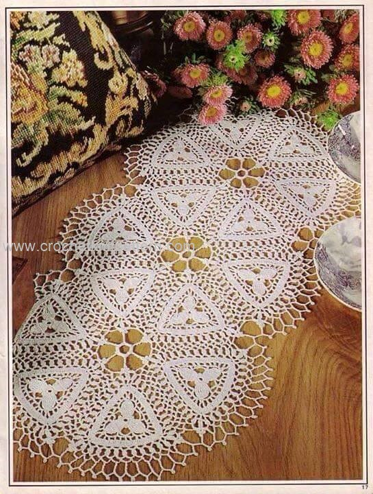 Home Decor Crochet Patterns Part 31 Beautiful Crochet Patterns and ...