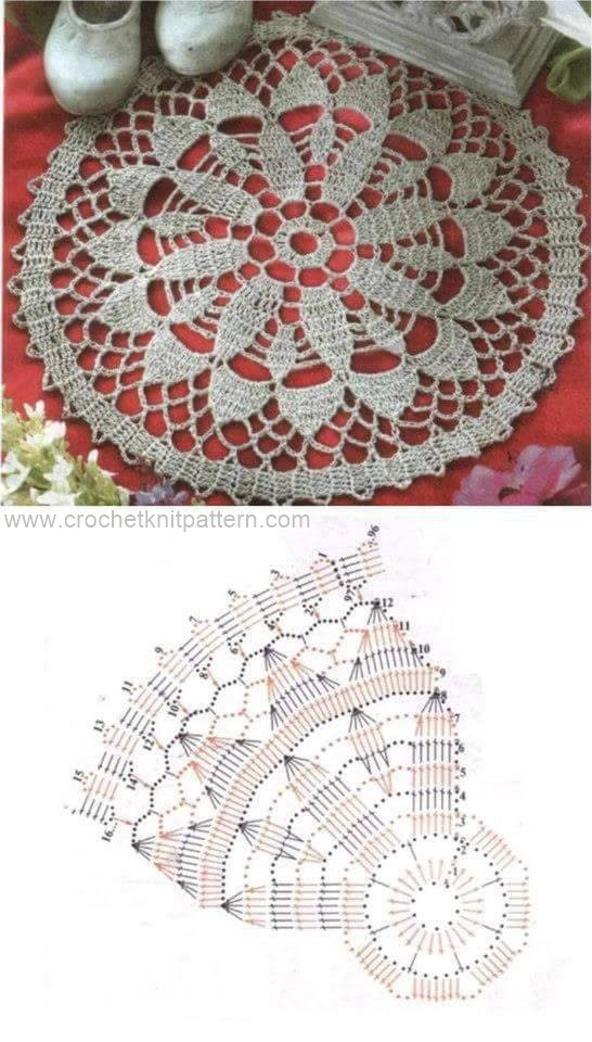 Crochet Patterns In Marathi : Home Decor Crochet Patterns Part 31 Beautiful Crochet Patterns and ...