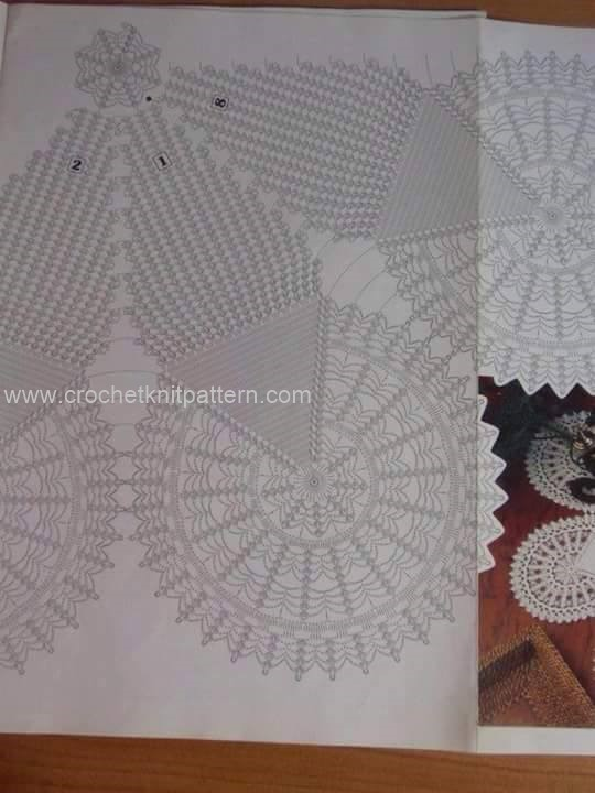 Home Decor Crochet Patterns Part 31 Beautiful Crochet Patterns and ...