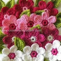Home Decor Crochet Patterns Part 33
