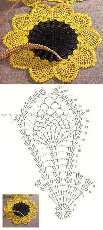 Crochet Stitches In Tamil : ... Crochet Patterns Beautiful Crochet Patterns and Knitting Patterns