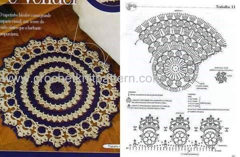 New Home Decor Crochet Patterns Beautiful Crochet Patterns and ...