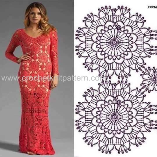 New Woman\'s Crochet Patterns Part 39 - Beautiful Crochet Patterns ...