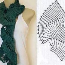 Shawl Crochet Patterns Part 6 17
