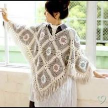 Shawl Crochet Patterns Part 6 2