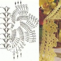 Shawl Crochet Patterns Part 6 22
