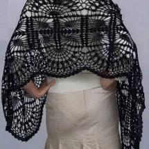 Shawl Crochet Patterns Part 6 27