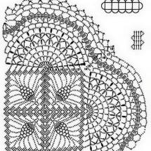 Shawl Crochet Patterns Part 6 28