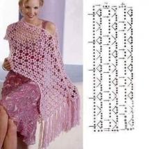 Shawl Crochet Patterns Part 6 29