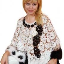 Shawl Crochet Patterns Part 6 3