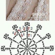 Shawl Crochet Patterns Part 6 31