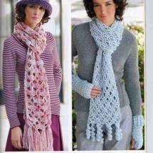 Shawl Crochet Patterns Part 6 35