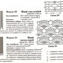 Shawl Crochet Patterns Part 6 36
