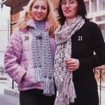 Shawl Crochet Patterns Part 6 37