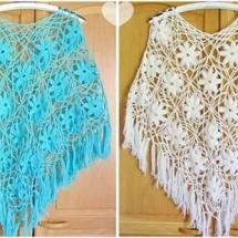 Shawl Crochet Patterns Part 6 4