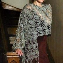 Shawl Crochet Patterns Part 6 45