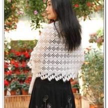 Shawl Crochet Patterns Part 6 47