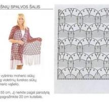Shawl Crochet Patterns Part 6 49