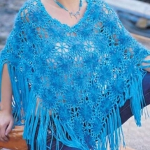 Shawl Crochet Patterns Part 6 5