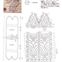 Shawl Crochet Patterns Part 6 52