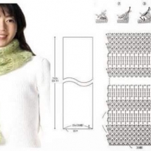Shawl Crochet Patterns Part 6 57
