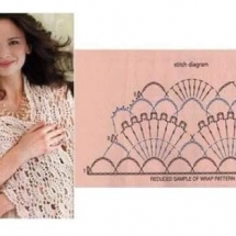 Shawl Crochet Patterns Part 6
