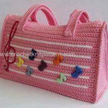 Free Crochet Bag Patterns Part 11
