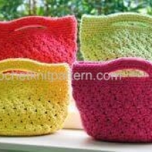 Free Crochet Bag Patterns Part 11