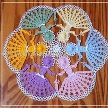 Home Decor Crochet Patterns Part 37